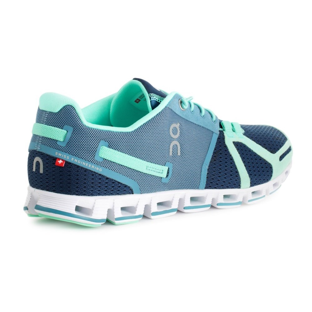 on cloud 24 7 2014 womens everyday running shoes ocean mint online sportitude. Black Bedroom Furniture Sets. Home Design Ideas